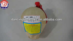 6 inch display shell Liuyang Fireworks