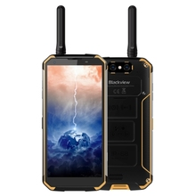 Blackview BV9500 Pro Kasar, Tahan Air Tahan Debu Shockproof, <span class=keywords><strong>Walkie</strong></span> <span class=keywords><strong>Talkie</strong></span> Dual <span class=keywords><strong>Kamera</strong></span> Belakang Ponsel