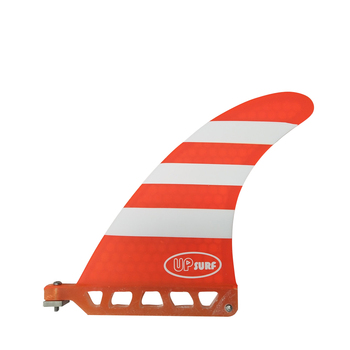 High quality Longboard Surfboard Fins Fiberglass Single Fins with surfboard