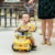 push ride on toy car for baby and toddlers 3 in 1 With 360 degree wheels