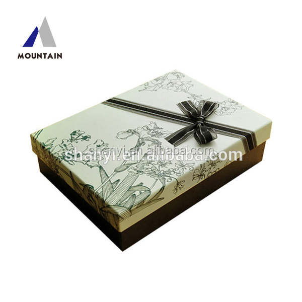 Mointain brand gift box with leopard print china supplier