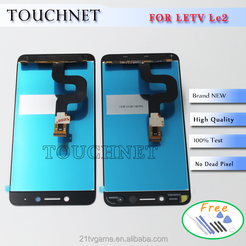 Gold/Rose Gold Color <strong>LCD</strong> For Letv LeEco Le 2 Le2 Pro X620 <strong>LCD</strong> Display Touch Screen Digitizer Assembly For LeEco X620