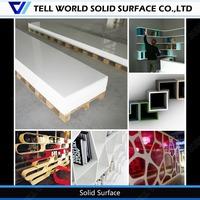 Corian wall panel/Modified solid surface/Corian resin