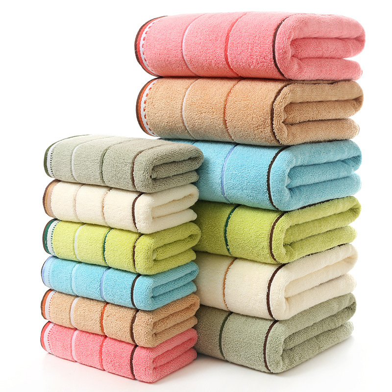 Wholesale customized 5 star hotel 100 % cotton bath towel
