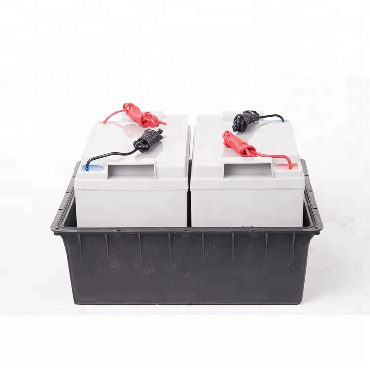 Good Quality Waterproof Underground Plastic Solar Storage <strong>Battery</strong> 12V 24V 100ah <strong>Battery</strong> Box