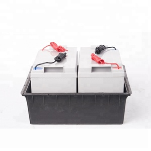 Good Quality Waterproof Underground Plastic Solar Storage Battery 12V 24V 100ah Battery Box