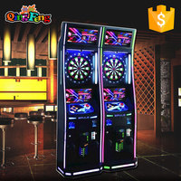 bar Luxury Electronic Darting double screen coin operated arcade dart coin operated arcade game machine for club