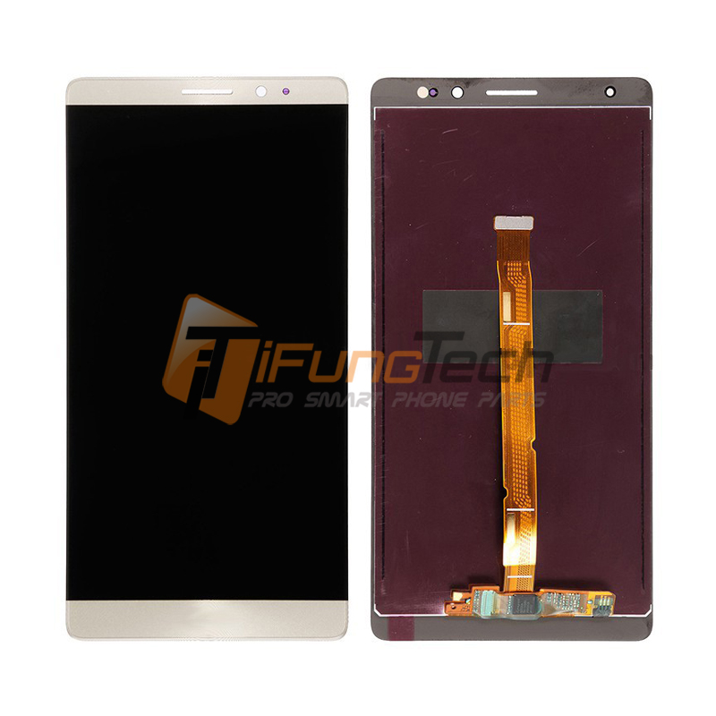 Professional Top Quality <strong>LCD</strong> for HUAWEI Mate 8 <strong>LCD</strong> Touch Screen Display can do with Frame