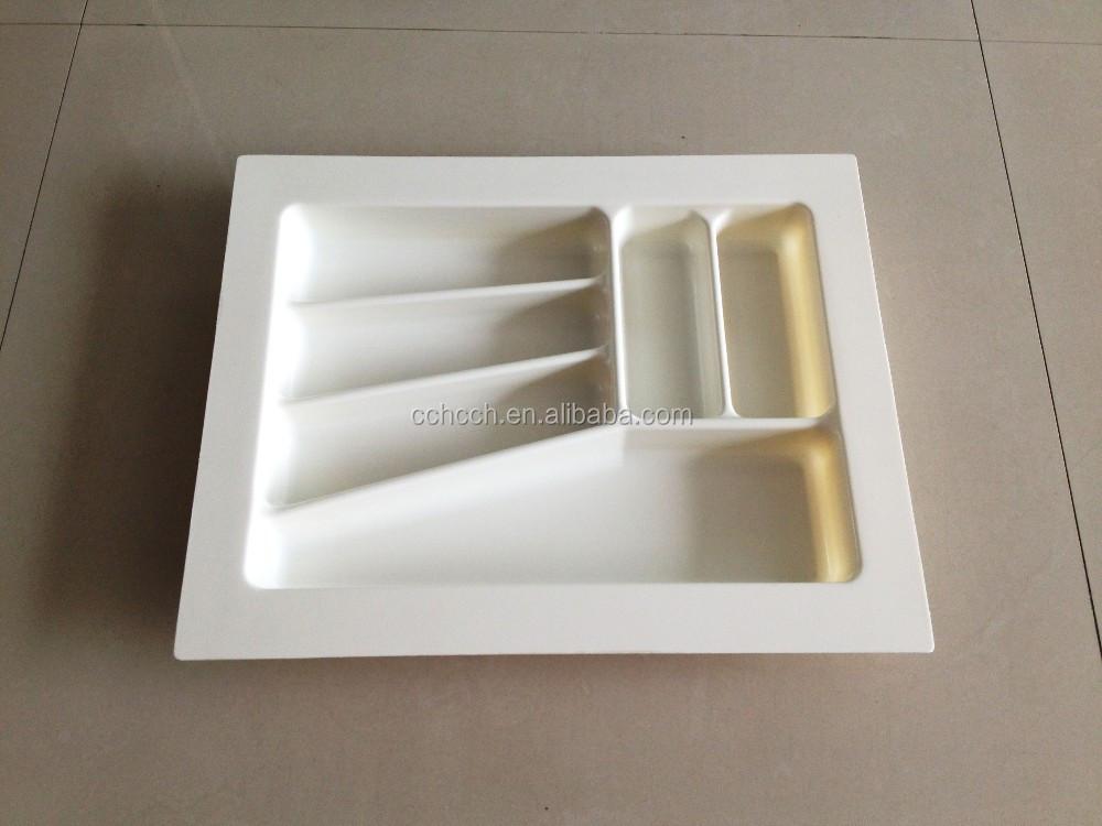Cubiertos de pl stico bandeja para mueble de cocina cocina - Bandeja para cubiertos ...