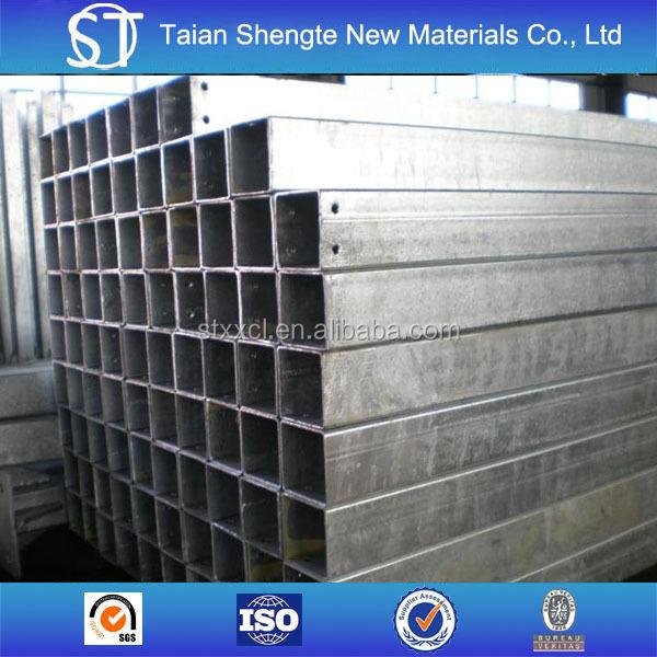 Tubo cuadrado de acero galvanizado precio tuber as de - Acero galvanizado precio ...