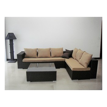 2016 Modern Design Philippines Bamboo And Rattan Furniture Sofa Set