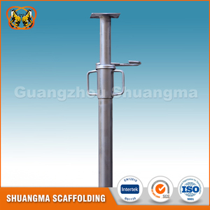 Portable cheap steel q235 scaffold adjustable shoring prop
