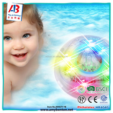 2017 Hot Sale Baby Shower Toy Plastic LED Baby Bath Toy