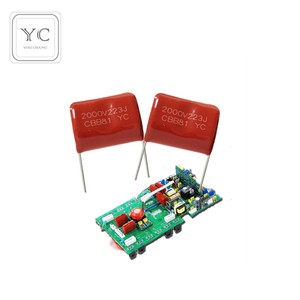 high capacity capacitor cbb81 for high voltage