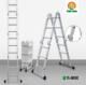 4x3 multi-purpose folding Aluminium ladder loft ladder TL-403C