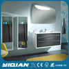 New Designed Bath Vanity for Home Decoration Wall Hung Modern MDF Bathroom Vanity