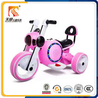 Chinese factory kids motorbike with flashing light wholesale