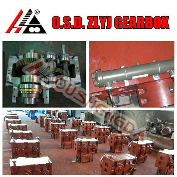 10 1 Ratio Gearbox 2 Speed Transmission Gearbox