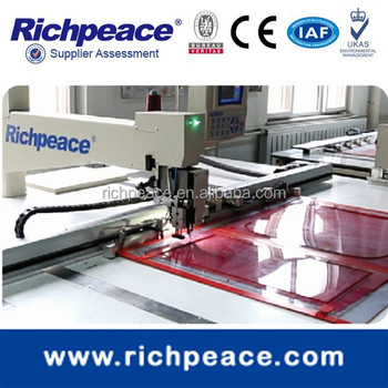 Hot-selling Automatic Cushion and Pillow Making Sewing Machine