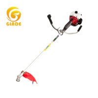 43cc grass trimmer electric vs gas german brush cutter grass cutter blade