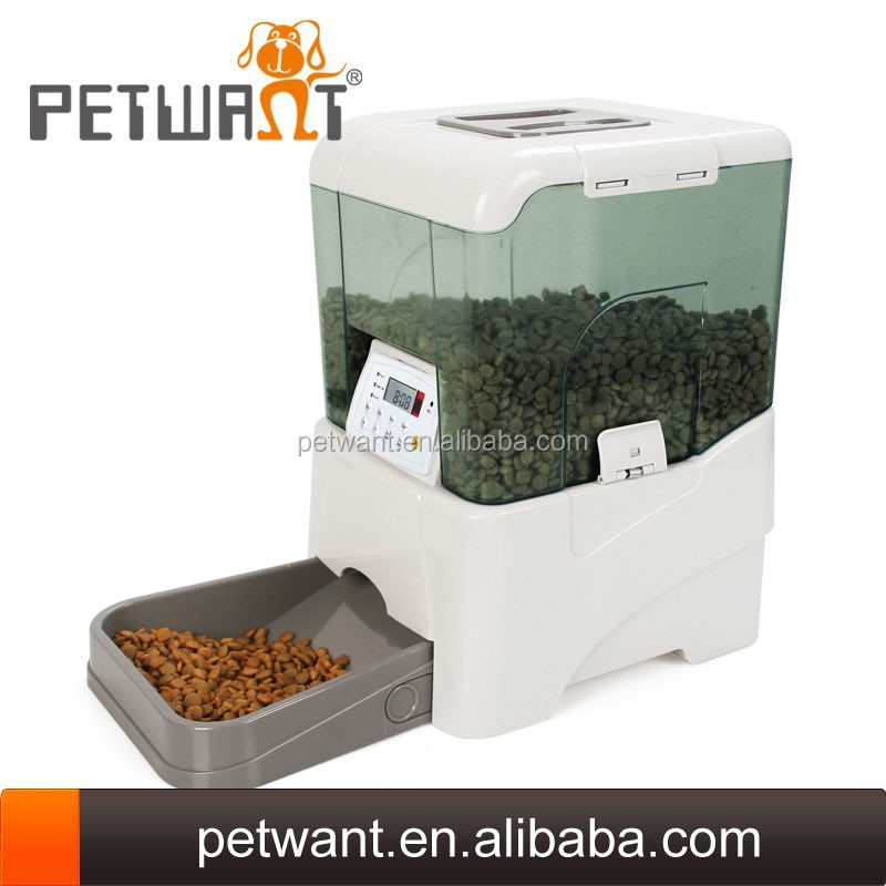 that it feeder makes to cat the automatic feed a pet time honeyguaridan timer hg your pets is on easy convenient
