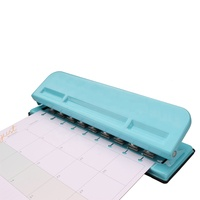 Planner design 9 hole paper punch