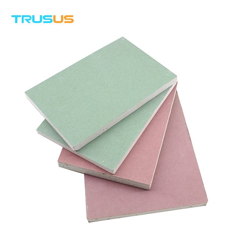 With Lower Price In India Gypsum Board