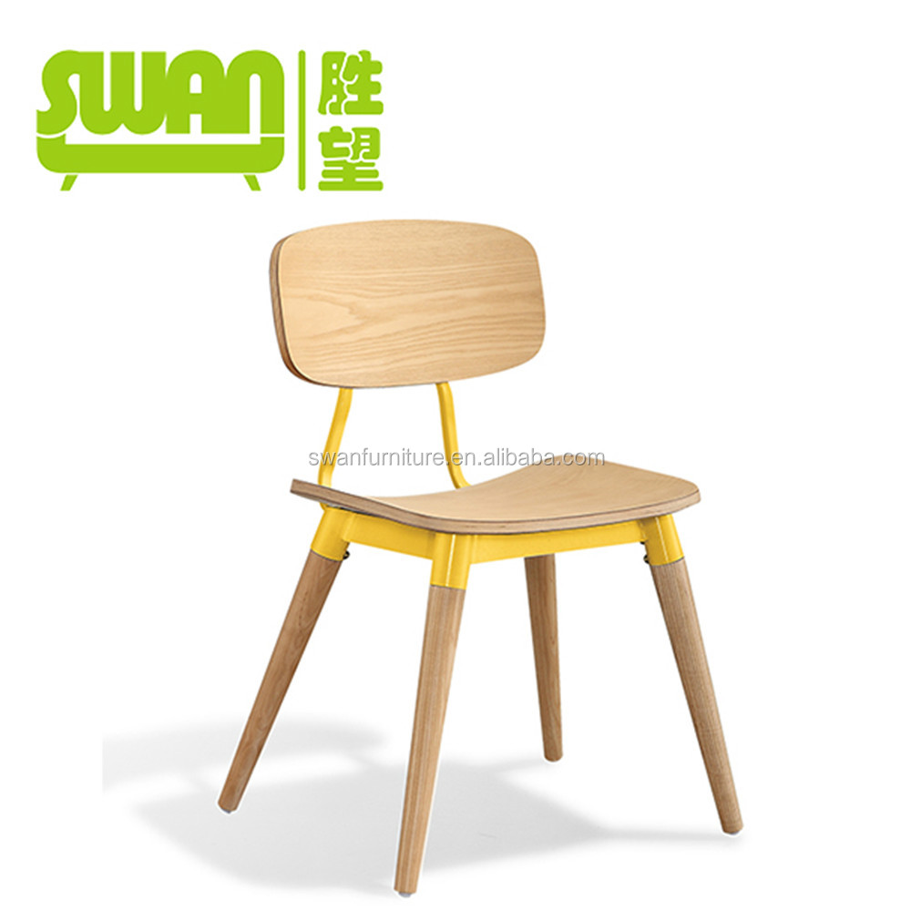 Bent plywood chair -