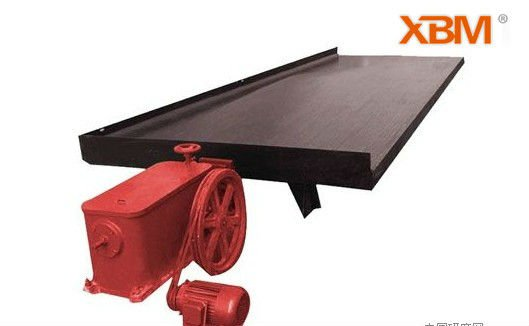 Mining Machinery Gravity Shaking Table for Gold/ Copper/ Zinc/ Chrome ore Concentrate Price