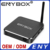 Metal Enybox X2 Pro 4k amlogic chipset s912 dual wifi smart android 6.0 tv box