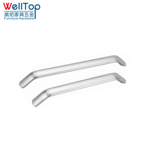 furniture chrome long pull handle