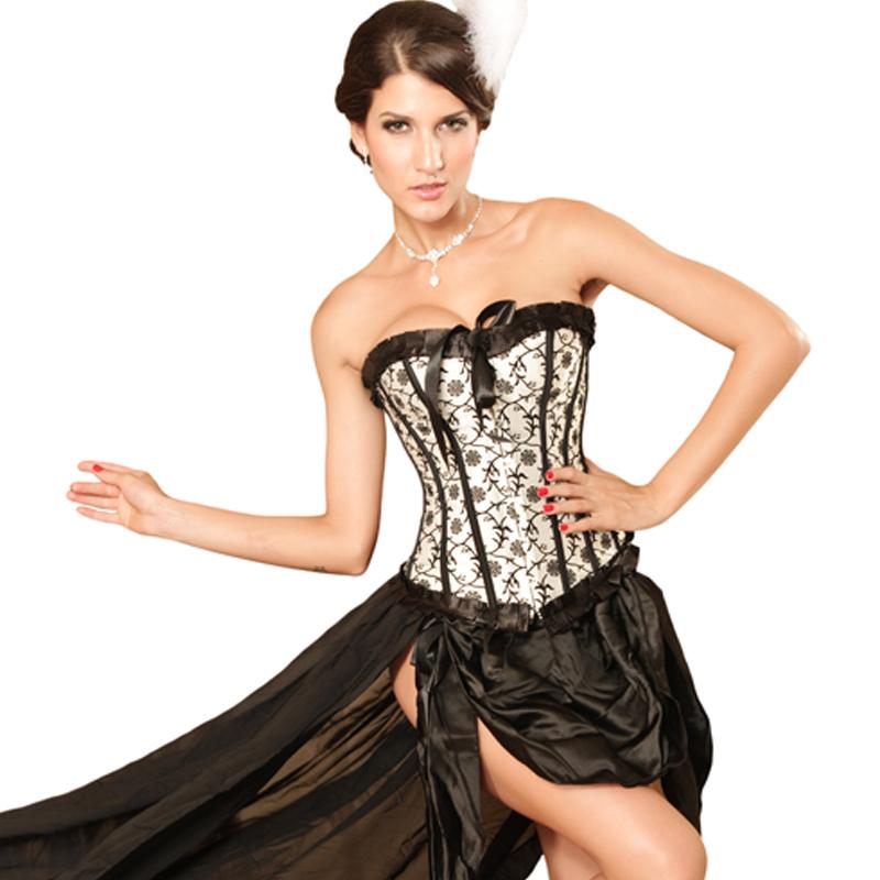 Teens in corsets
