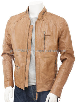 Bron Cow Split Leather Welder's Pure Leather Jacket