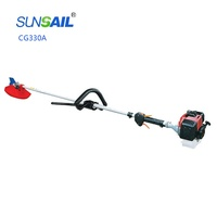 SUNSAIL BRAND 32.6CC lawn mower electric motor/motor mower