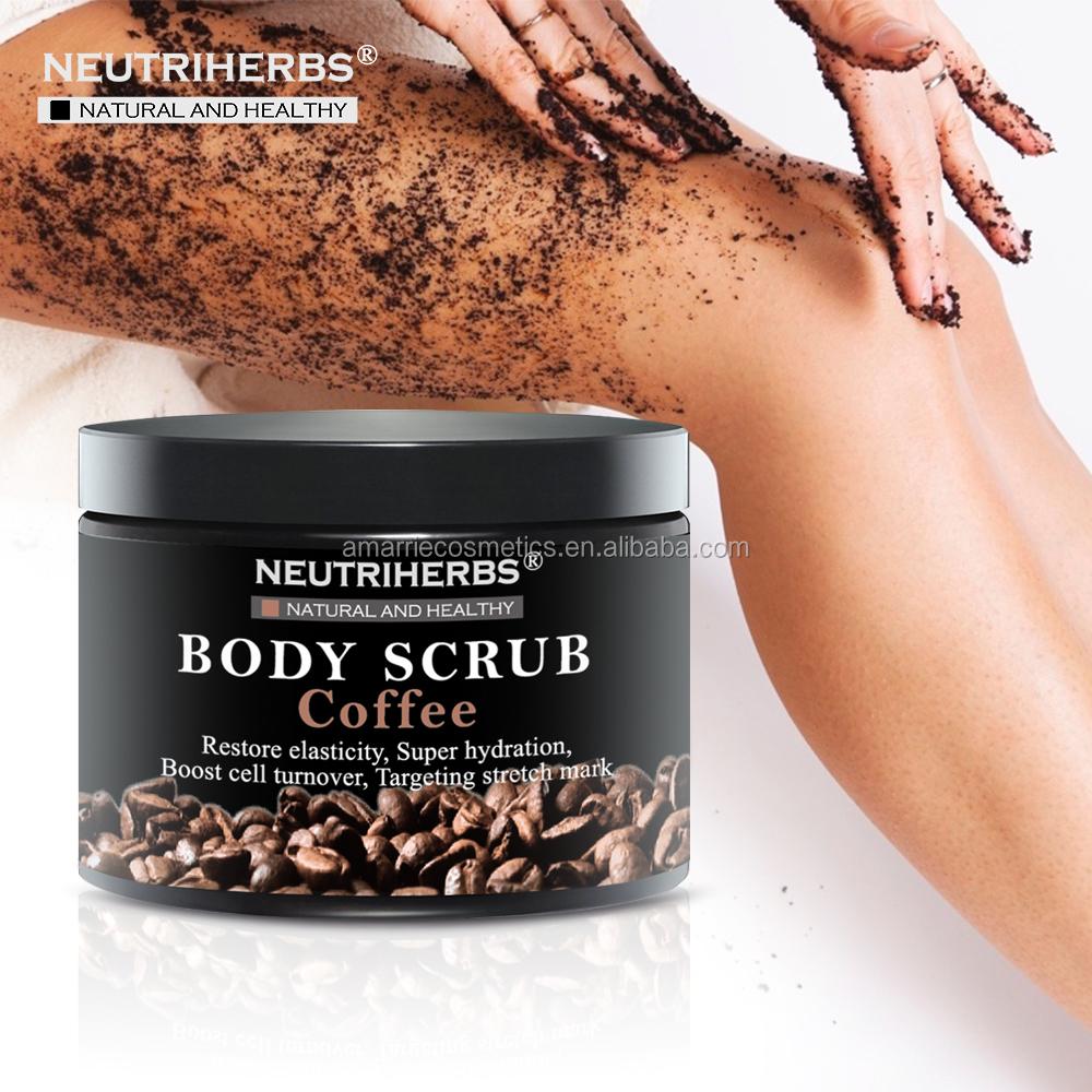 scrub lichaam