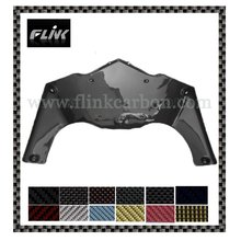 Carbon fiber motorcycle accessories