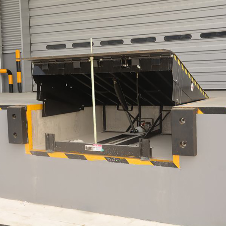 Loading container serco ab air powered dock leveler manual with Europe imported hydraulic unit
