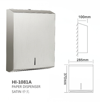 Stainless Steel Paper Hand Towel Dispenser Buy Paper Hand Towel