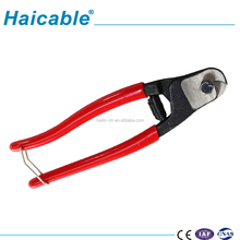 TX-102 Hot sale forging blade manual wire cutter for wire rope max.dia5mm