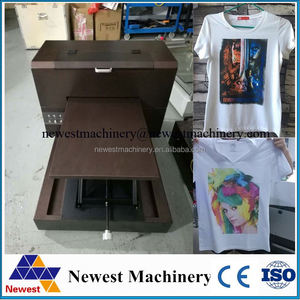 efb92eb6 ... Suppliers and Manufacturers at Alibaba.com. Clothing printer  Electroloom. 3d effect a2 size t-shirt printer dtg canvas printing machine  price for Haiwn-