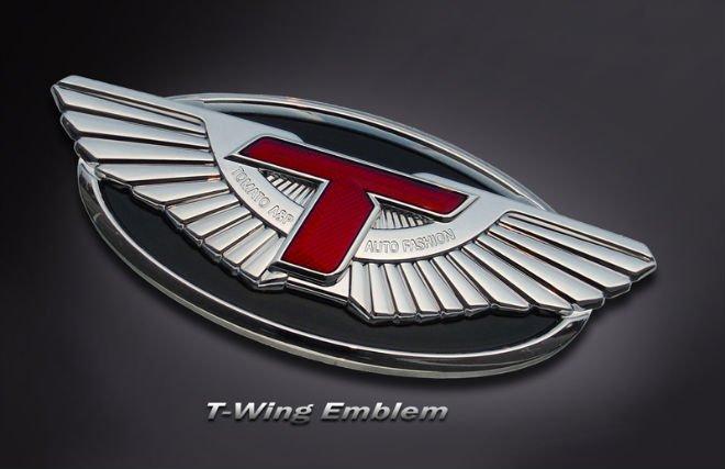 T Wing Emblem
