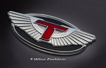 T Wing Emblem Buy Emblems Product On Alibaba Com