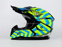 Motocross helmet Dot approved 2017 fancy casco para moto ATV motorcycle helmet