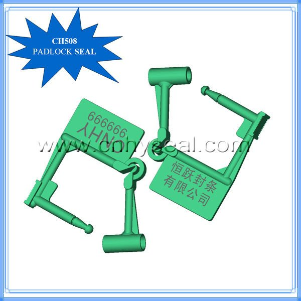 manufacturers plastic padlock seal south africa CH508