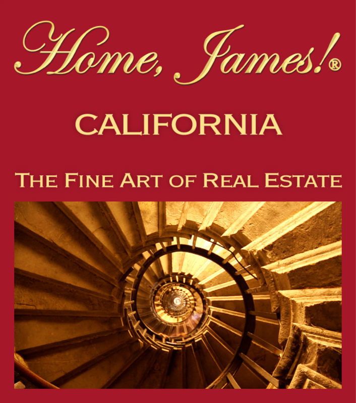 Home, James! California Real Estate