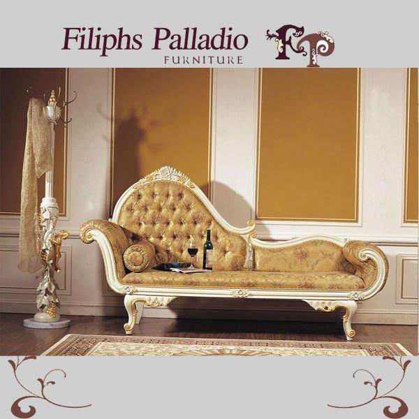 In stile francese mobili camera da letto di fascia alta chaise longue classici antico sgabello - Mobili in stile francese ...