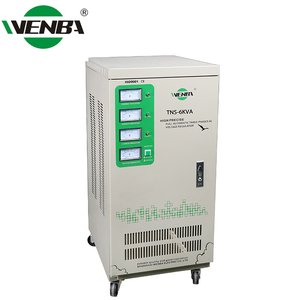 3 Phase High Precision AC 6KVA Car Voltage Stabilizer