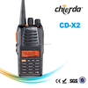 CE Certification 128 Channels Handy Ham Radio Encrypted Fucntion VHF 136-174mz, UHF245-246MHz ,UHF400-480MHz (CD-X2)