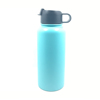 double wall vacuum stainless steel sport bottle with new design lid