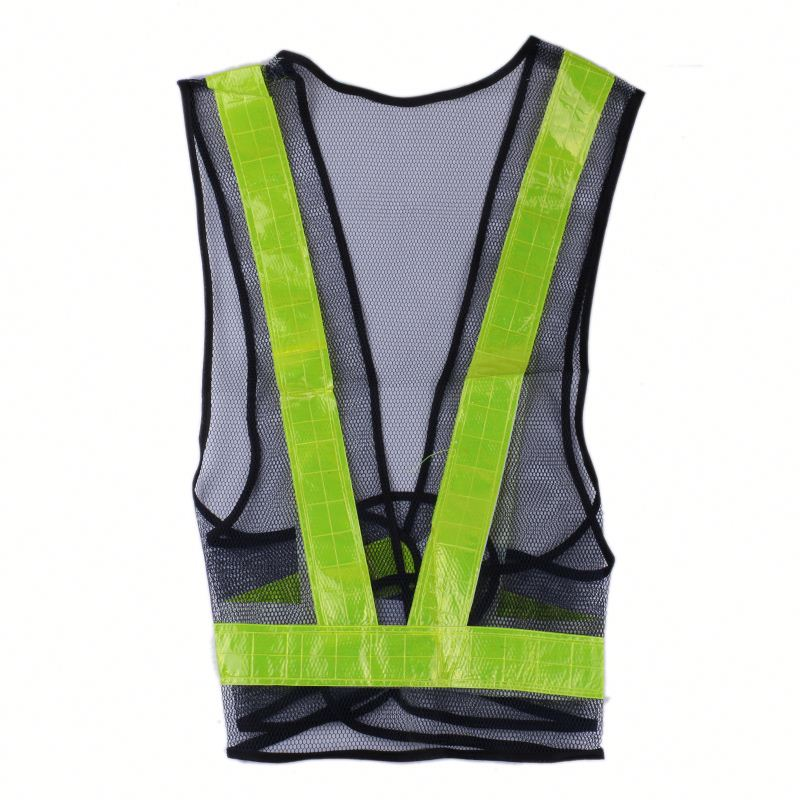 Roadway safety running jogging reflective vest ,JAs3 Visibility Warning Security Working vest